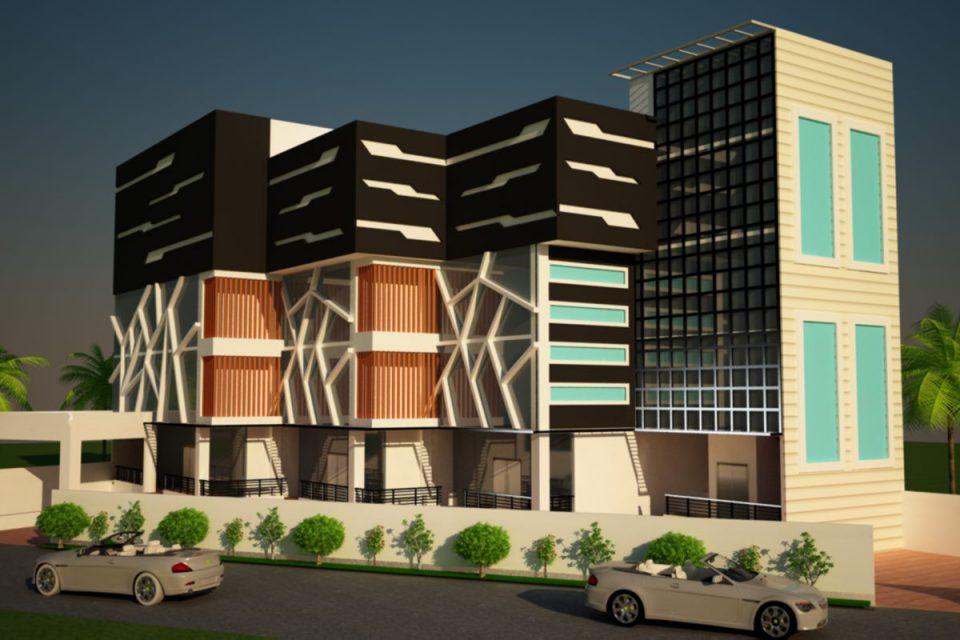 UTC Plaza Peshawar.