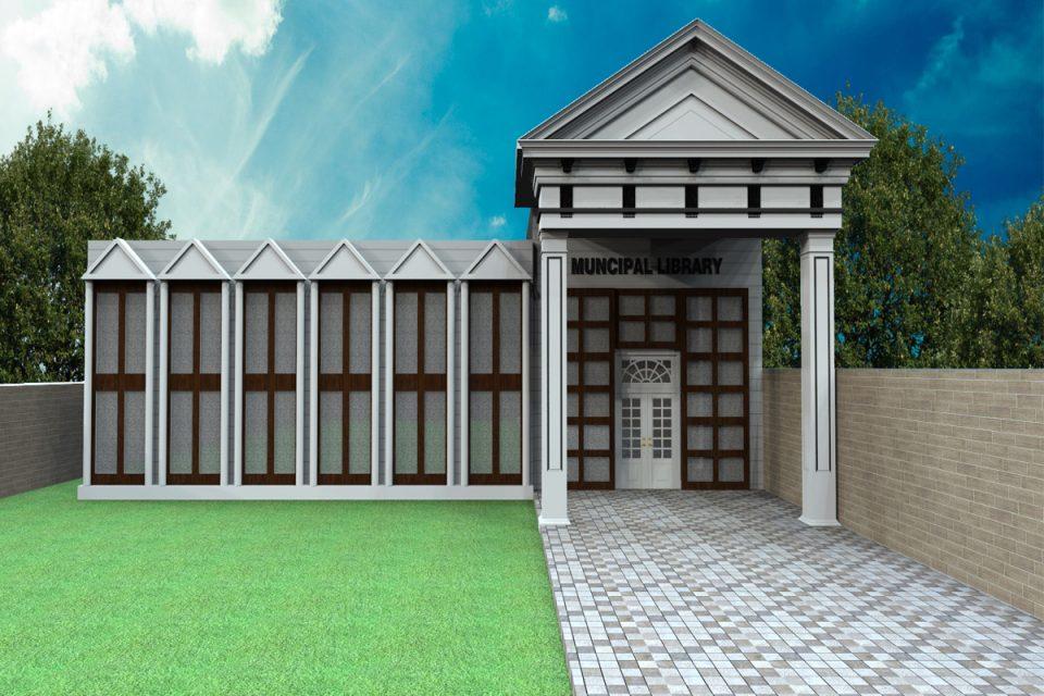 Muncipal Library Rawalpindi.